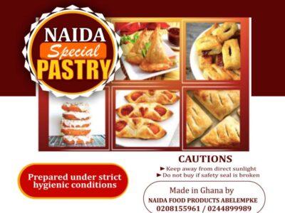 Naida  pastries