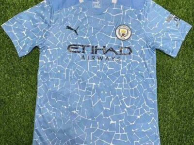Manchester City 2020/2021 Jersey