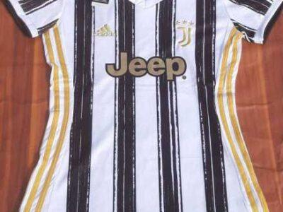 Juventus fc 2020/2021 Jersey