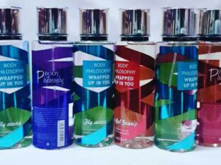 Body philosophy splash 💦 for men from UK