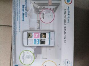 My dlink smart home HD starter kit