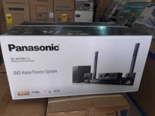 DVD Home Theater Sc-Xh166 -Panasonic