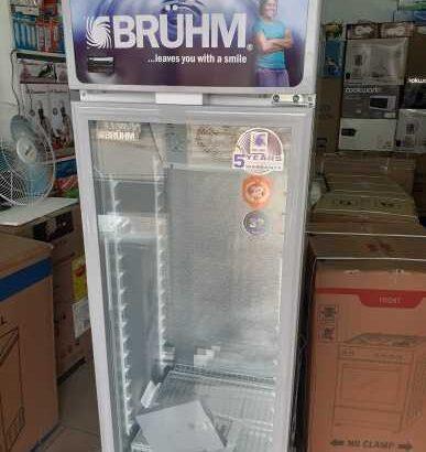 Bruhm 209 Litre Displayed Fridge