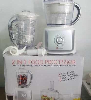 Food Processor 2 in 1/ Fufu Machine- UK
