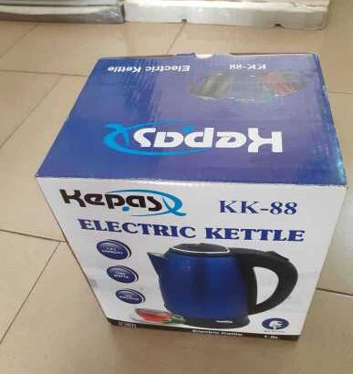 Kepas Electric Kettle (1.8 Litres)