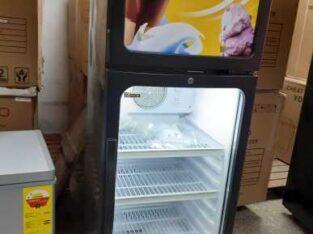 d Double Door Fridge- Makachi ( Top Freezer)
