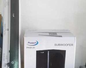 Protech Soundbar With Subwoofer 75w