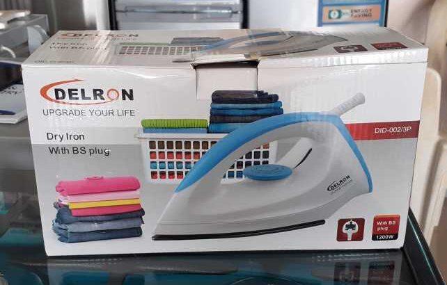 Dry Iron- Delron