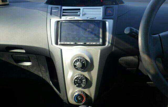 2007/2008 Toyota Vitz
