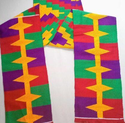 kente muffler/scarf