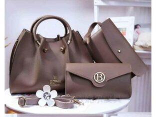 Trendings ladies bags-3pcs set