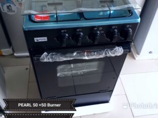 urner Stainless Steel With Grill- Pearl
