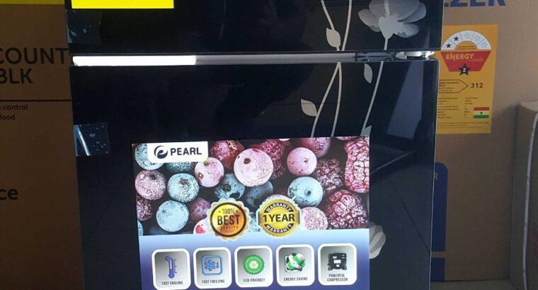 Pearl Table Top Double Door Refrigerator (Pf-10t)