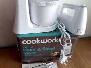 Hand and Stand Mixers