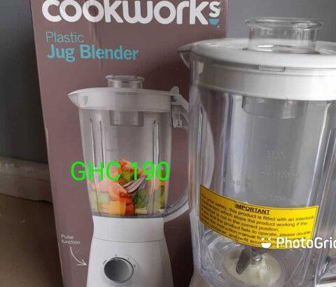 Cookworks 1.5L Jug Blender