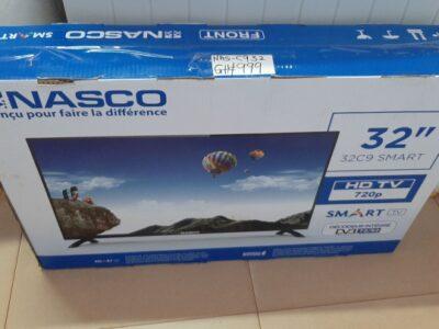 Nasco 32 inch TV digital satellite