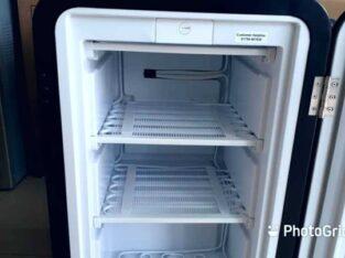 Bush MUCFR55BLK Retro Under Counter Freezer (UK)