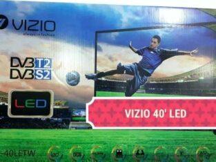 40 Led Satellite Tv-Vizio