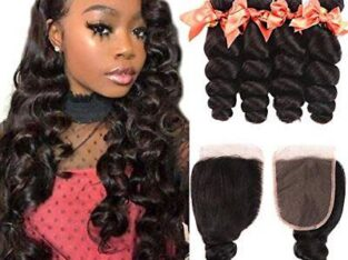 "20"" loose waves bundles"