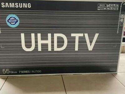 Samsung 55 smart series 7 UHD 4K Satellite TV