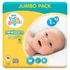 Little Angel baby diapers