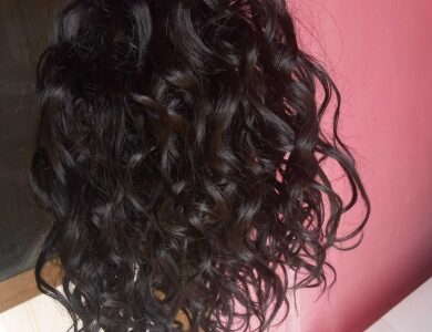 Thellielyn Ponytail Curls