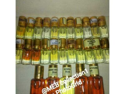 undiluted oil perfumes