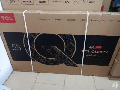 TCL 50 QLED SMART 4K DIGITAL SATELLITE TV