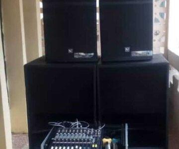 original Ev brands Sound systems for sale
