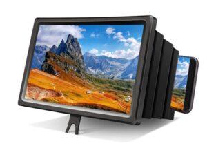 3d enlarged screen