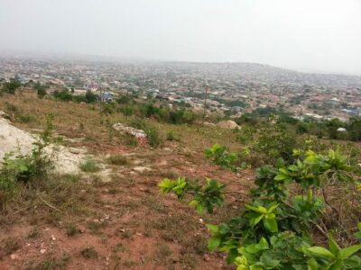 REGISTERED ESTATE LAND WITH FREE DOCUMENT FOR SALE