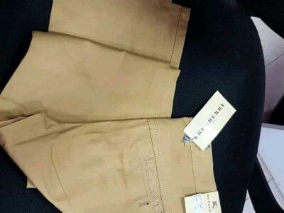 quality khaki trousers