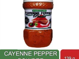 Effective Cayenne Pepper Powder (139 g)