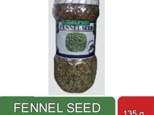 Raw Fennel Seed (135 g)