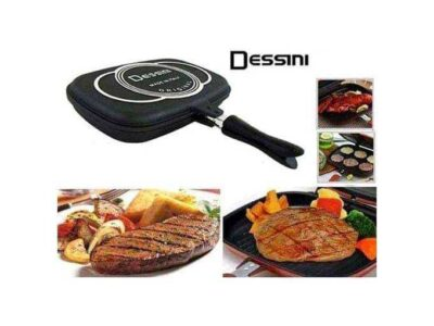 dessini double grill pan