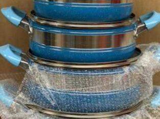 non-stick cooking ware