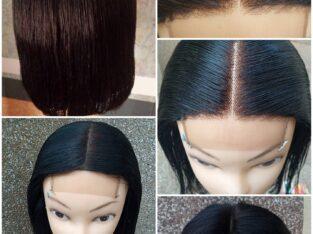 100 percent Human hair Wig caps