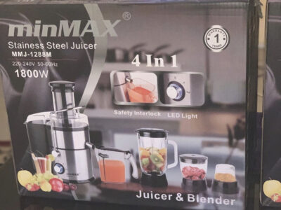 4 in 1 juice extractor blenders