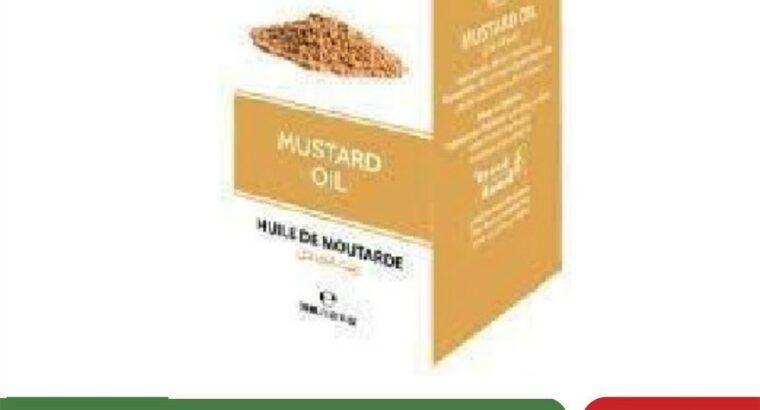 Natural Mustard Oil (30 ml)