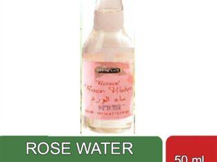 Natural Rose Water (50 ml)