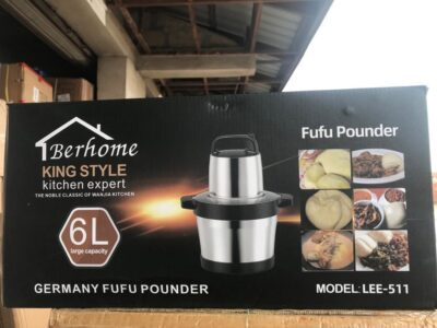 Fufu machine