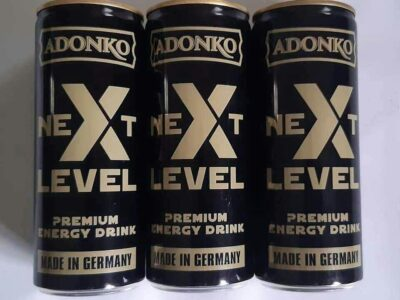 ADONKO NEXT LEVEL ENERGY DRINK