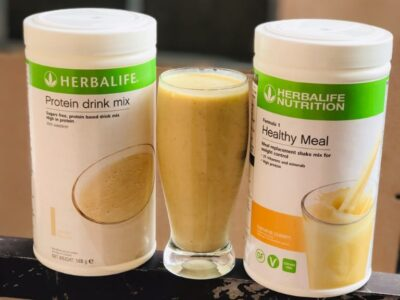 HERBALIFE NUTRITION WEIGHT GAIN PACK