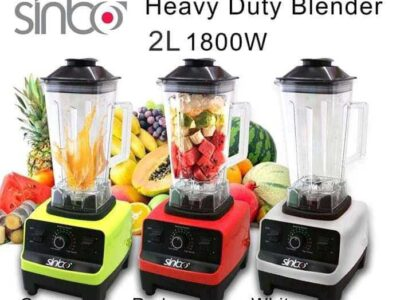 sinbo commercial blender