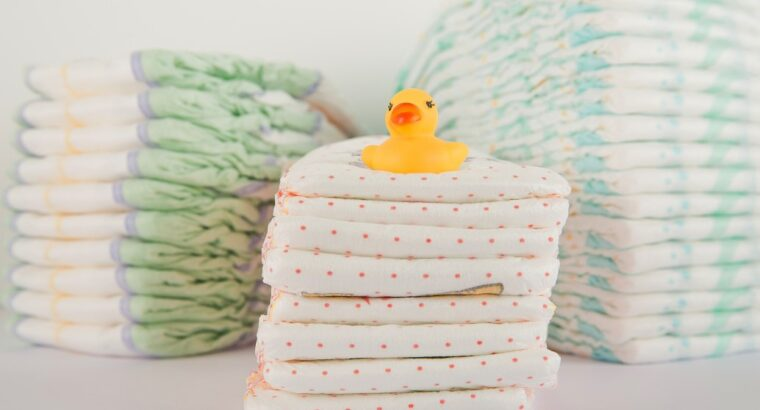 Quality Baby Diapers from Germany
