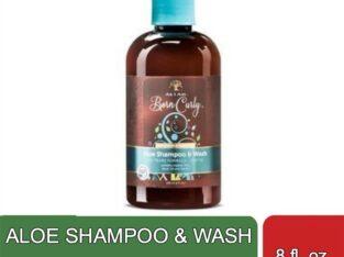 NO TEARS! ALOE SHAMPOO & WASH (8 fl oz)