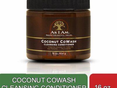 COCONUT COWASH CLEANSING CONDITIONER (16 OZ)