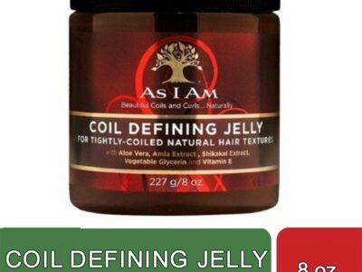 COIL DEFINING JELLY (8 oz)