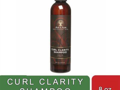 CURL CLARITY SHAMPOO (8 oz)