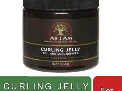 CURLING JELLY (8 oz)